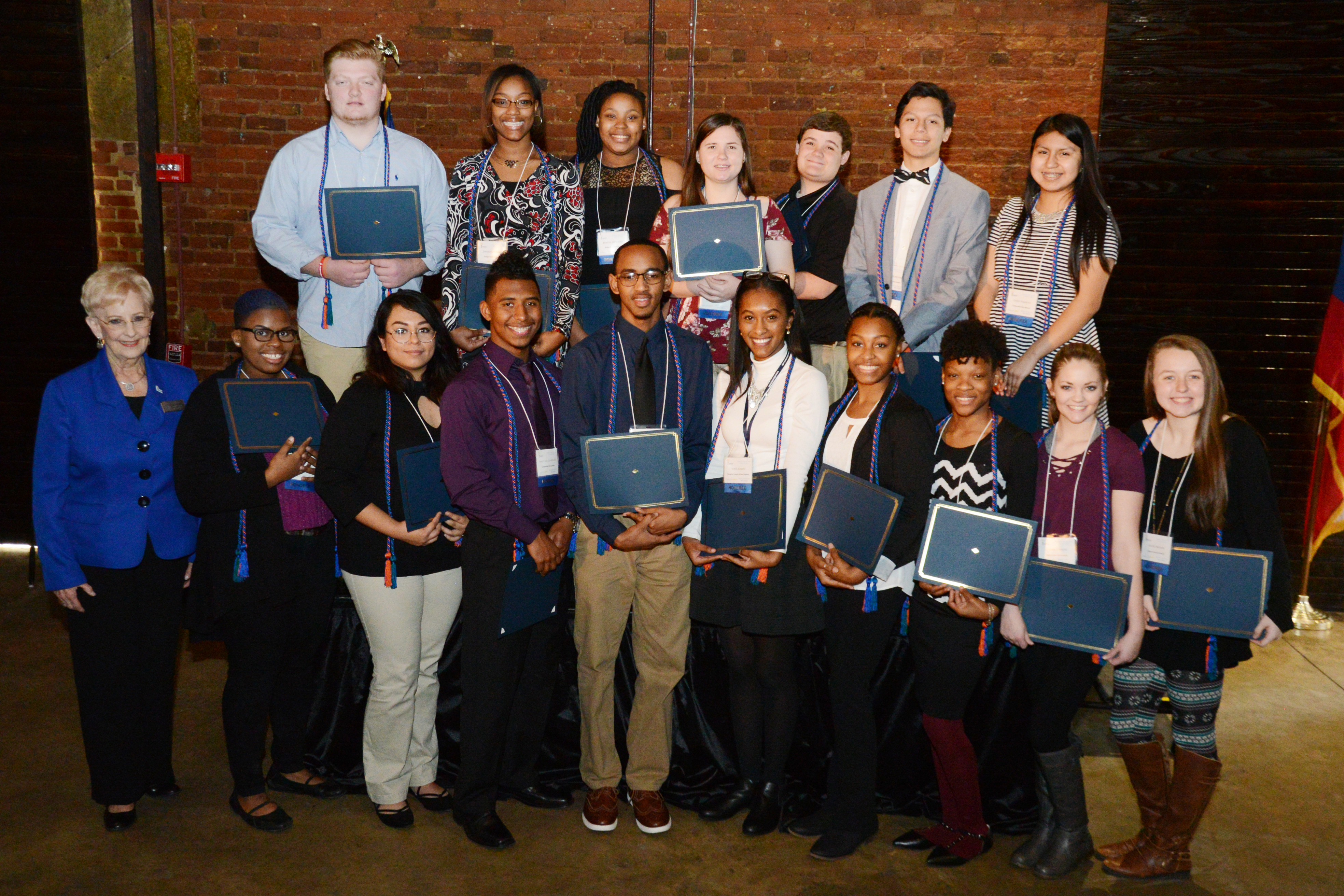 REACH Georgia – First Graduating Class 2017