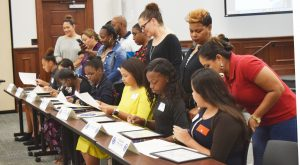 Columbia County Schools REACH Signing Week 2018
