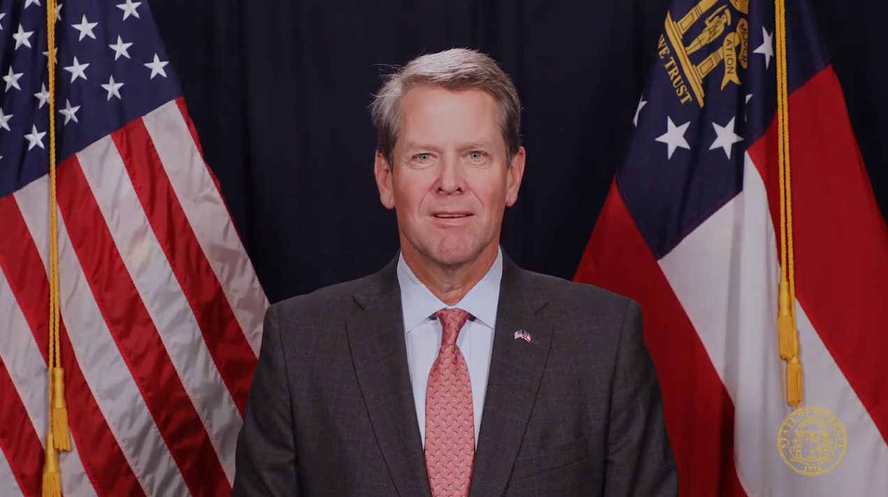 Governor Brian Kemp Welcomes the 2019-2020 Cohort of REACH Georgia Scholars!