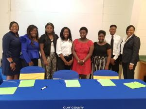 Clay County Schools REACH Signing Day 2018