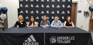 Chickamauga City Schools REACH Signing Day 2018