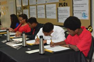 Valdosta City Schools REACH Signing Day 2018