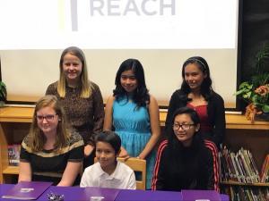 Gilmer County Schools REACH Signing Day 2018