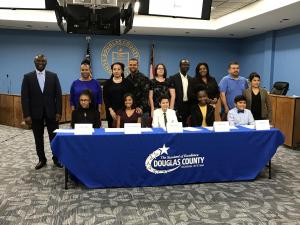 Douglas County REACH Signing Day 2018
