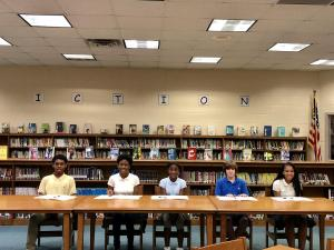 Early County Schools REACH Signing Day 2018