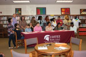 Coffee County Schools REACH Signing Day 2018