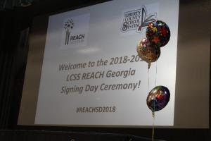 Liberty County Schools REACH Signing Day 2018