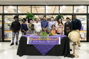 Decatur County Schools REACH Signing Day 2018