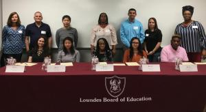 Lowndes County Schools REACH Signing Day 2018