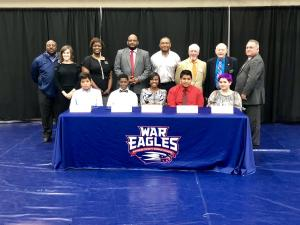 Putnam County Schools REACH Signing Day 2018