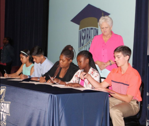 Jefferson County Schools REACH Signing Day 2018