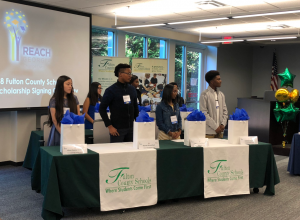 Fulton County Schools - REACH Signing Day 2018
