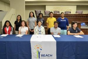 Greene County Schools REACH Signing Day 2018