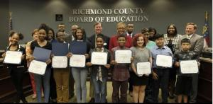 Richmond County Schools REACH Signing Day 2018