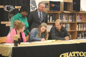 Chattahoochee County Schools REACH Signing Day 2018