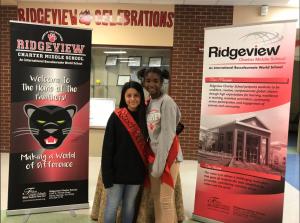 Fulton County Schools - REACH Signing Day 2018 - Ashley and Iysa