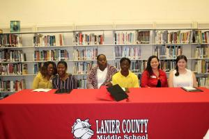 Lanier County Schools REACH Signing Day 2018
