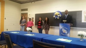 Wilkinson County Schools REACH Signing Day 2016