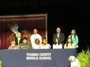 Toombs County REACH Signing Day 2018