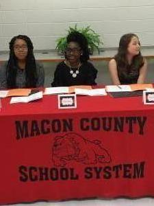 Macon County Schools REACH Signing Day 2018