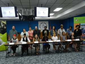 Douglas County Schools REACH Signing Day 2016