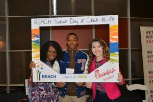 REACH Senior Day 2019