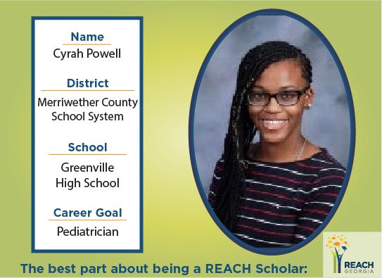 Cyrah Powell