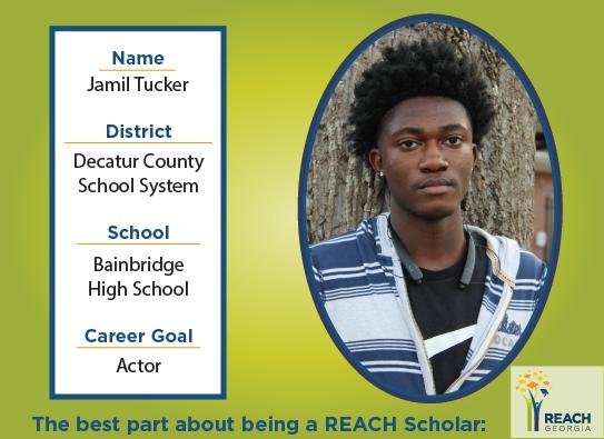 Jamil Tucker