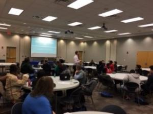 College and Career Exploration Summit Fall 2018