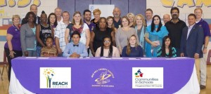 REACH Signing Day for Ben Hill County Schools