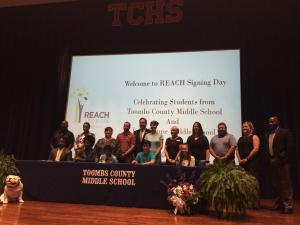 Toombs County - Oct. 4