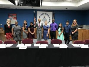 Douglas County REACH Signing Day 2017